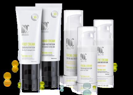 NOC Cosmetics, Free Samples!