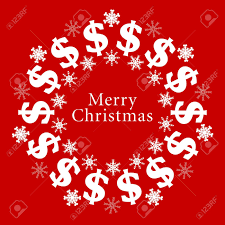 money-christmas